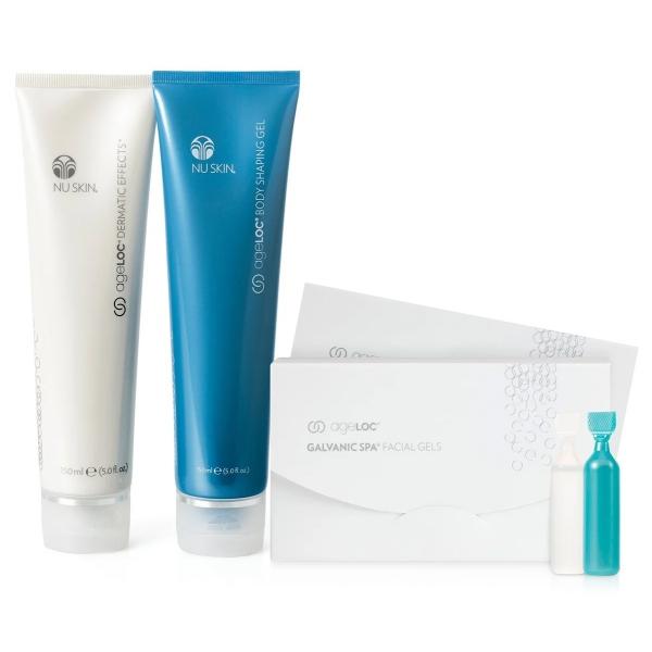 """Nu Skin - Pacchetto ADR ageLOC """"Face & Body"""" - Body Spa - Beauty - Apparecchiature Spa Professionali"""