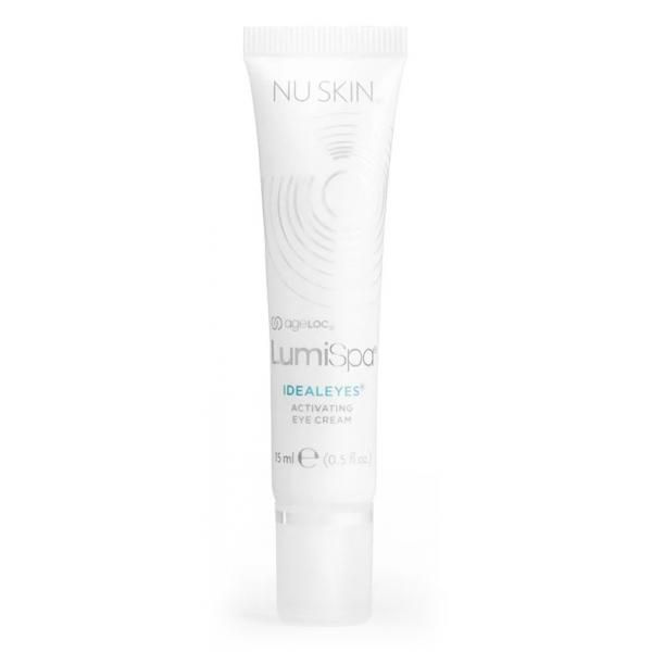 Nu Skin - ageLOC LumiSpa IdealEyes – Brightening Eye Cream - 15 ml - Body Spa - Beauty - Professional Spa Equipment