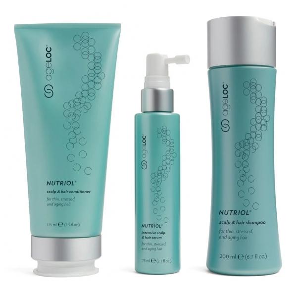 Nu Skin - ageLOC Nutriol Scalp & Hair System - Body Spa - Beauty - Professional Spa Equipment