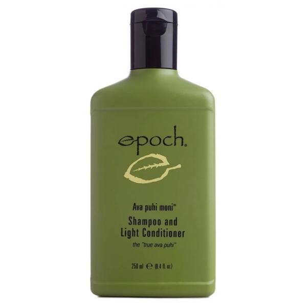 Nu Skin - Epoch Ava Puhi Moni Shampoo & Light Conditioner - 250 ml - Body Spa - Beauty - Professional Spa Equipment