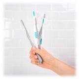 Nu Skin - AP 24 Whitening Toothbrush - Grey/White - Body Spa - Beauty - Professional Spa Equipment