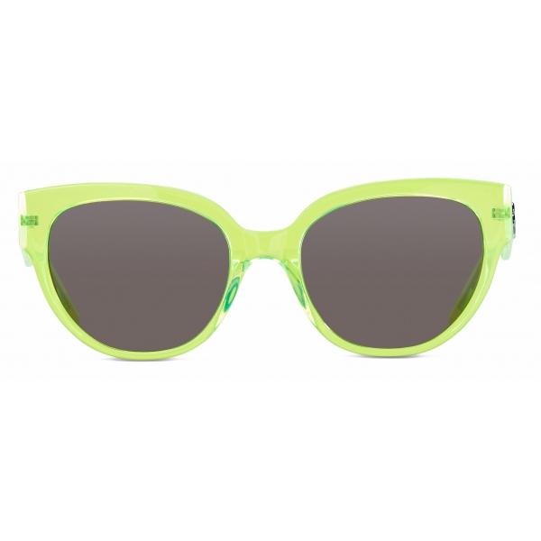 Balenciaga - Occhiali da Sole Flat-D Frame - Giallo - Occhiali da Sole - Balenciaga Eyewear