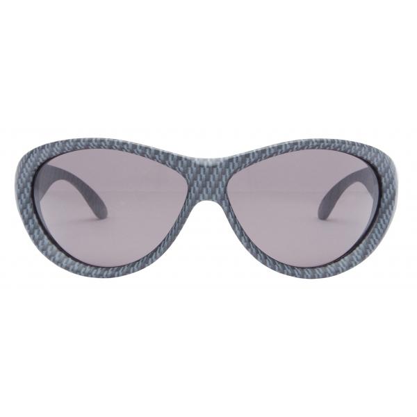 Balenciaga - Swift Round Sunglasses - Grey - Sunglasses - Balenciaga Eyewear