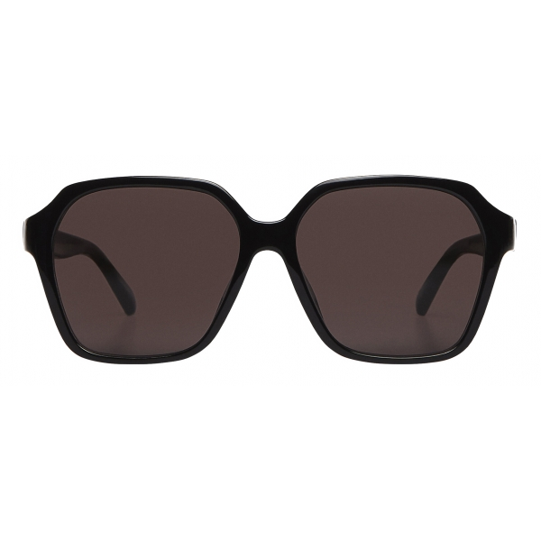 Balenciaga - Side Square Sunglasses - Black - Sunglasses - Balenciaga Eyewear
