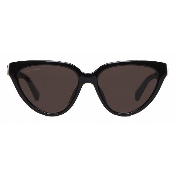 Balenciaga - Occhiali da Sole Side Cat - Nero - Occhiali da Sole - Balenciaga Eyewear