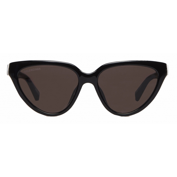 Balenciaga - Side Cat Sunglasses - Black - Sunglasses - Balenciaga Eyewear