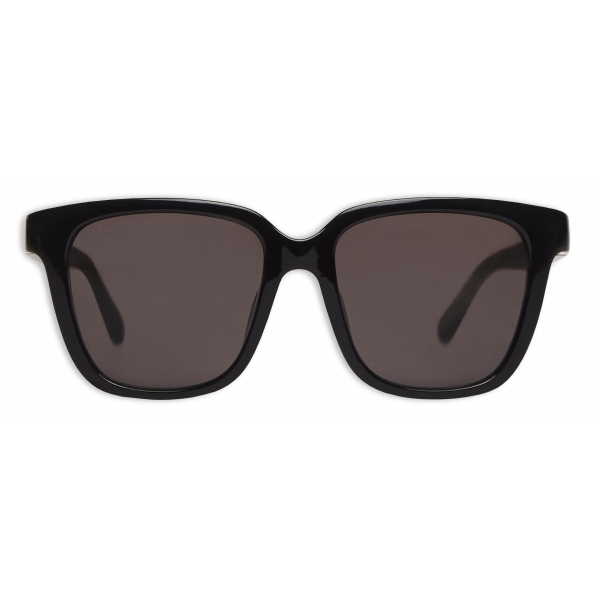 Balenciaga - Occhiali da Sole Side D-Frame - Nero - Occhiali da Sole - Balenciaga Eyewear