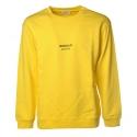 Dondup - Sweatshirt with Dondup Print - Yellow - Sweatshirt - Luxury Exclusive Collection