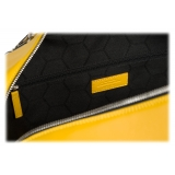 Automobili Lamborghini - Travel Bag - Yellow - Made in Italy - Luxury Exclusive Collection