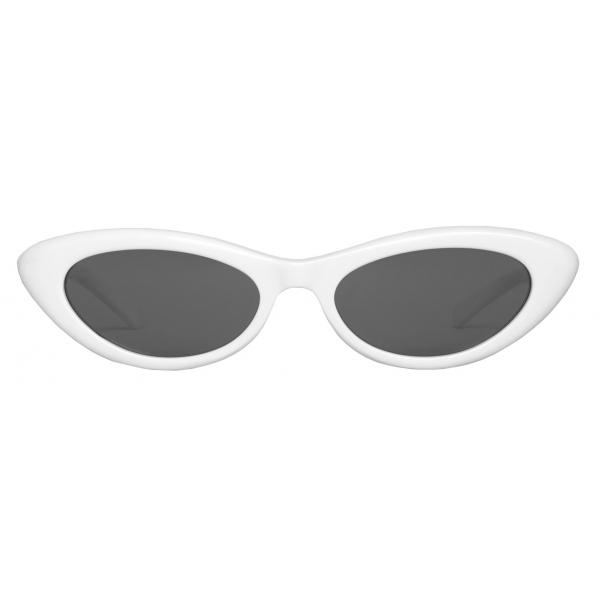 Céline - Occhiali da Sole Black Frame 29 in Acetato - Bianco - Occhiali da Sole - Céline Eyewear