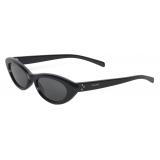 Céline - Black Frame 29 Sunglasses in Acetate - Black - Sunglasses - Céline Eyewear