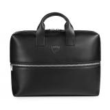 Automobili Lamborghini - Briefcase - Black - Made in Italy - Luxury Exclusive Collection