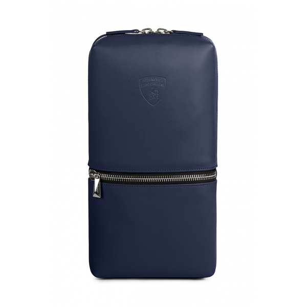 Automobili Lamborghini - Crossbody Bag - Blue - Made in Italy - Luxury Exclusive Collection