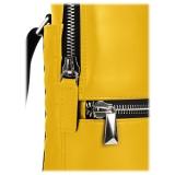 Automobili Lamborghini - Bodybag - Yellow - Made in Italy - Luxury Exclusive Collection