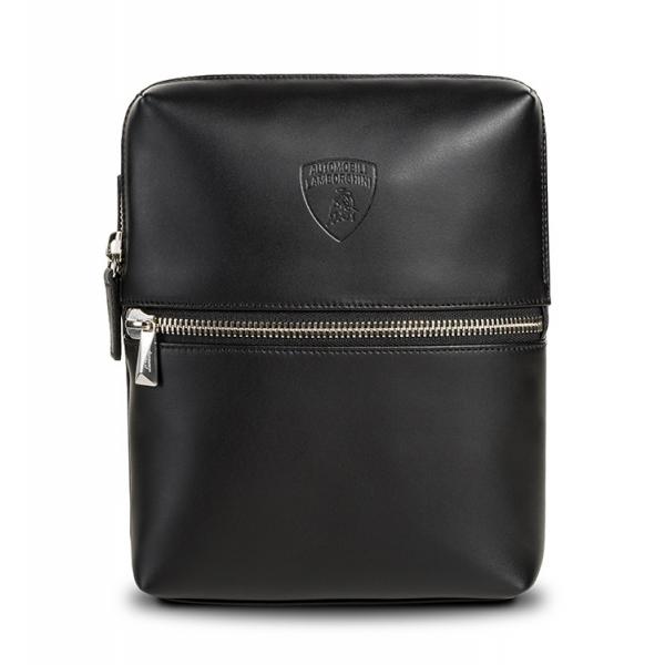Automobili Lamborghini - Bodybag - Nera - Made in Italy - Luxury Exclusive Collection
