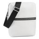 Automobili Lamborghini - Bodybag - White - Made in Italy - Luxury Exclusive Collection