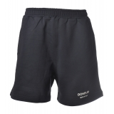 Dondup - Bermuda Model with Contrast Logo - Blue - Trousers - Luxury Exclusive Collection