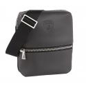 Automobili Lamborghini - Small Bodybag - Grey - Made in Italy - Luxury Exclusive Collection