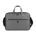 Automobili Lamborghini - Briefcase - Grey - Made in Italy - Luxury Exclusive Collection