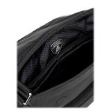 Automobili Lamborghini - Bodybag - Black - Made in Italy - Luxury Exclusive Collection