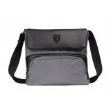 Automobili Lamborghini - Bodybag - Grey - Made in Italy - Luxury Exclusive Collection
