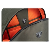 Automobili Lamborghini - Backpack - Green - Made in Italy - Luxury Exclusive Collection