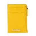 Automobili Lamborghini - Wallet - Yellow - Made in Italy - Luxury Exclusive Collection