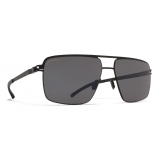 Mykita - Joshua - NO1 - Black Grey - Metal Collection - Sunglasses - Mykita Eyewear