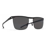 Mykita - Will - NO1 - Black Grey - Metal Collection - Sunglasses - Mykita Eyewear