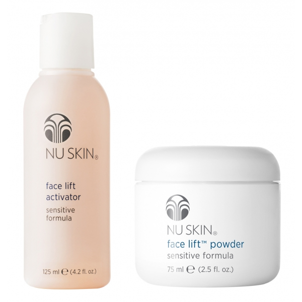 Nu Skin - Face Lift Powder and Activator - Body Spa - Beauty - Professional Spa Equipment