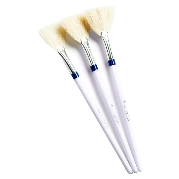 Nu Skin - Fan Lift Brush (3/pkg) - Body Spa - Beauty - Professional Spa Equipment