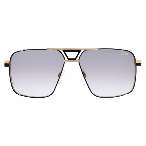 Cazal - Vintage 9099 - Legendary - Nero Oro - Occhiali da Sole - Cazal Eyewear