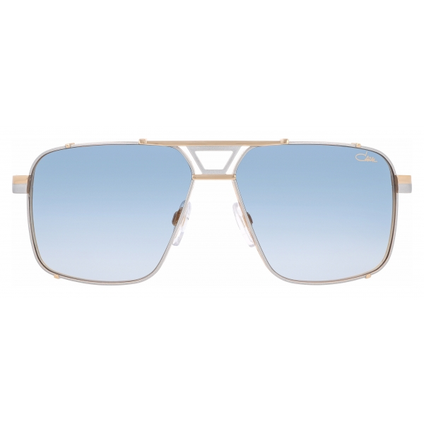 Cazal - Vintage 9099 - Legendary - Oro Argento - Occhiali da Sole - Cazal Eyewear