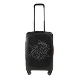 MV Augusta - TecknoMonster - Logo Carbon Suitcase Large - Trolley - Aeronautical Carbon Trolley Suitcase