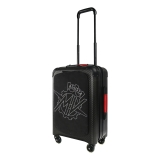 MV Augusta - TecknoMonster - Logo Carbon Suitcase Medium - Trolley - Aeronautical Carbon Trolley Suitcase