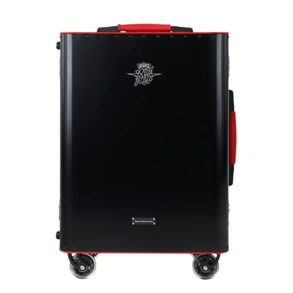 MV Augusta - TecknoMonster - TecknoMonster Titanium Suitcase - Trolley in Carbonio Aeronautico