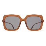 Mykita - Hesta - Lite - Topaz Copper Grey - Acetate Collection - Sunglasses - Mykita Eyewear