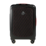 MV Augusta - TecknoMonster - TecknoMonster Carbon Suitcase Cabin Medium - Trolley - Aeronautical Carbon Trolley Suitcase