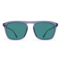 Mykita - Kallio - Lite - Ocean Blackberry - Acetate Collection - Sunglasses - Mykita Eyewear