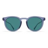 Mykita - Lahti - Lite - Ocean Blackberry - Acetate Collection - Sunglasses - Mykita Eyewear