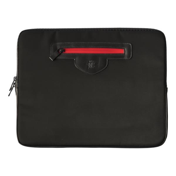 MV Augusta - TecknoMonster - TecknoMonster MV Agusta 14'' Laptop Folder - Aeronautical Carbon Folder Suitcase