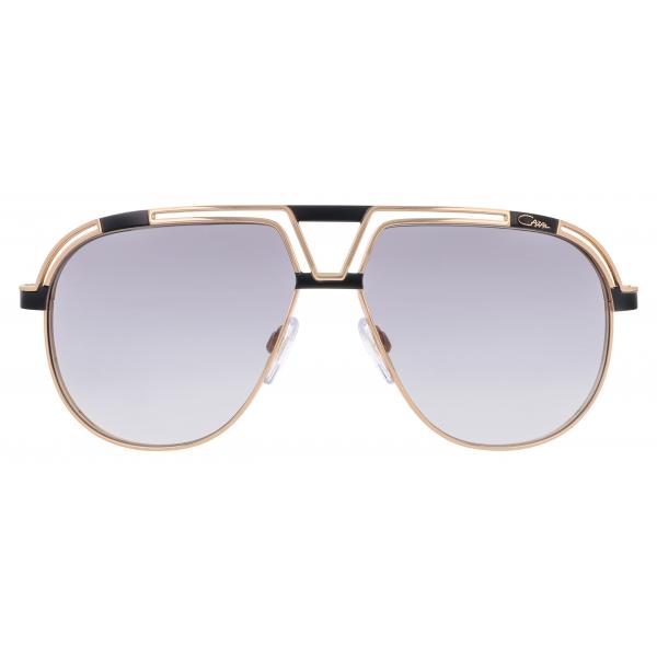 Cazal - Vintage 9100 - Legendary - Nero Oro - Occhiali da Sole - Cazal Eyewear