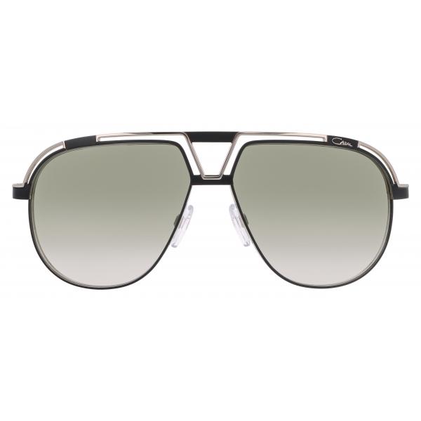 Cazal - Vintage 9100 - Legendary - Nero Argento - Occhiali da Sole - Cazal Eyewear
