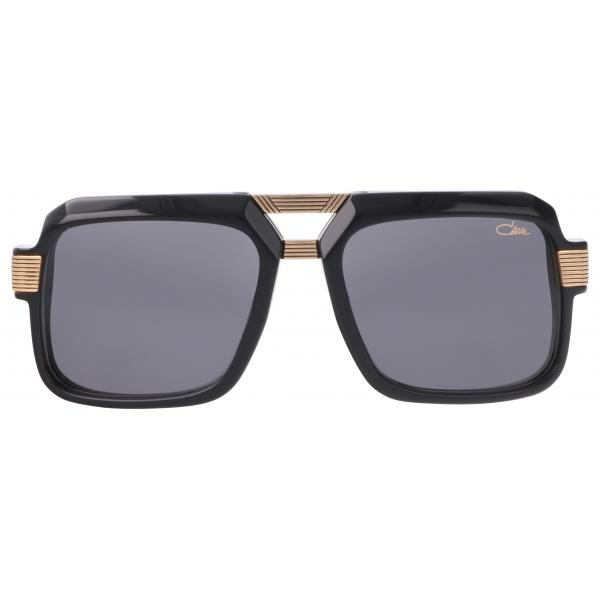 Cazal - Vintage 669 - Legendary - Nero Oro - Occhiali da Sole - Cazal Eyewear