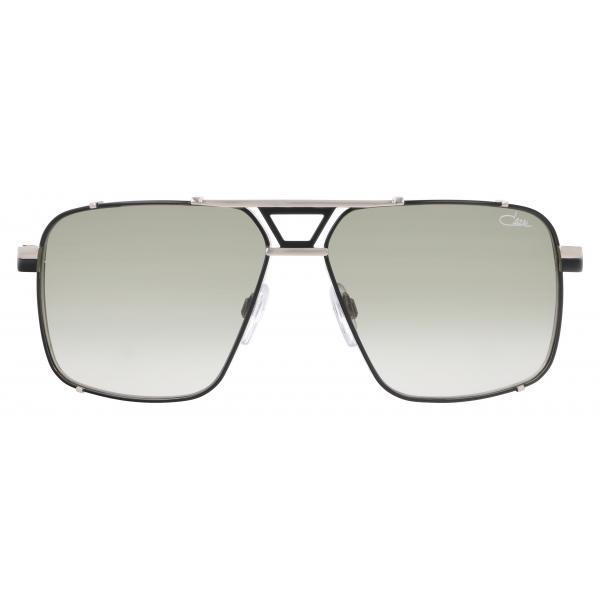 Cazal - Vintage 9099 - Legendary - Nero Argento - Occhiali da Sole - Cazal Eyewear