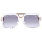 Cazal - Vintage 669 - Legendary - Crystal Gold - Sunglasses - Cazal Eyewear