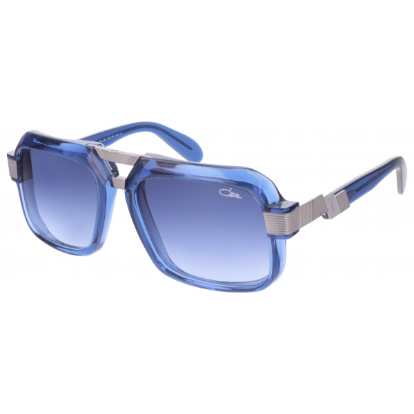 Cazal - Vintage 669 - Legendary - Blu Notte Canna di Fucile - Occhiali da Sole - Cazal Eyewear