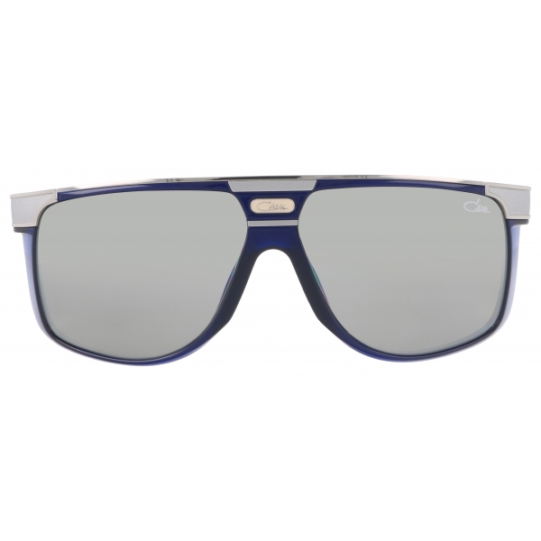 Cazal - Vintage 673 - Legendary - Blu Notte Argento - Occhiali da Sole - Cazal Eyewear