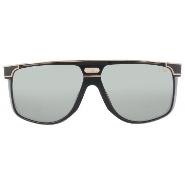 Cazal - Vintage 673 - Legendary - Nero Oro - Occhiali da Sole - Cazal Eyewear
