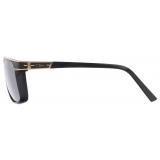 Cazal - Vintage 673 - Legendary - Black Gold - Sunglasses - Cazal Eyewear